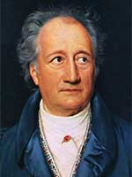 J. W. von Goethe